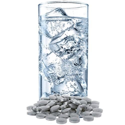 hydrogen tablets